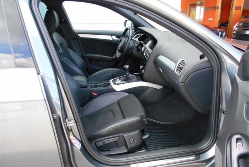 AUDI A4 Avant 2.0 TDI 177cv 5p.